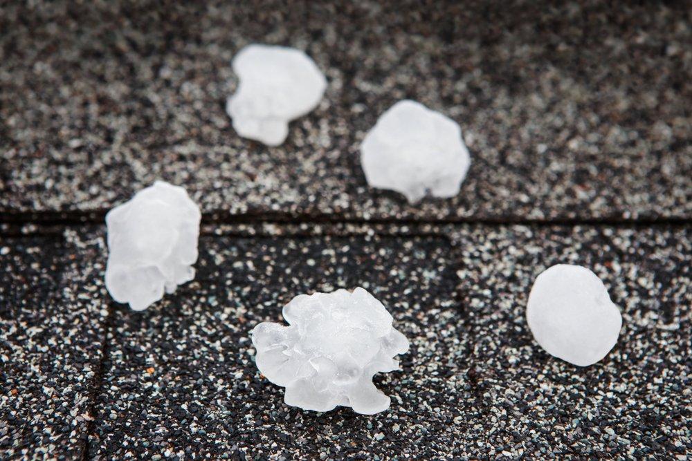 Austin Hail Damage Roof Repair
