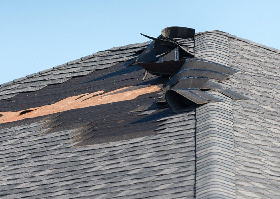 Austin Storm Damage Roof Repair